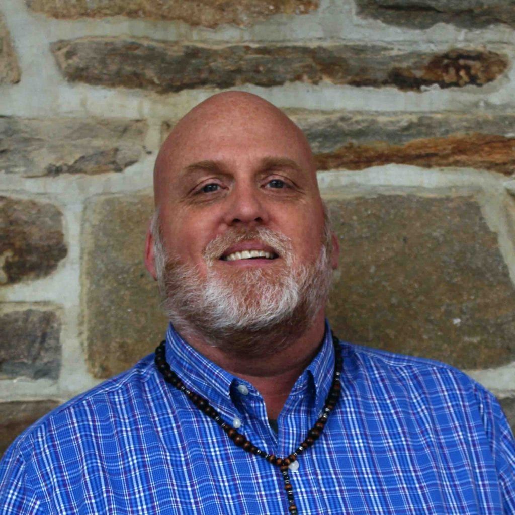 A pastor named Daniel Nicewonger lives with stage IV colon cancer